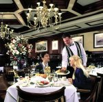 4 restaurants located on the Grand Victoria Riverboat